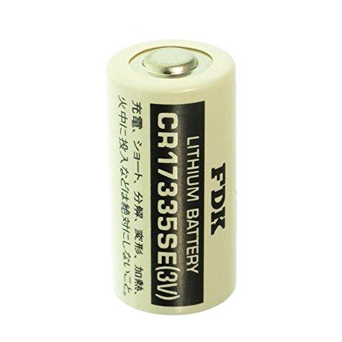 Sanyo Lithium Cylindrical Batteries Single-use Battery Nickel-Oxyhydroxid (NiOx) - Haushaltsbatterien (Single-use Battery, Nickel-Oxyhydroxid (NiOx), 3 V, 1 Stück(e), 1800 mAh, 17 g) Sanyo Single