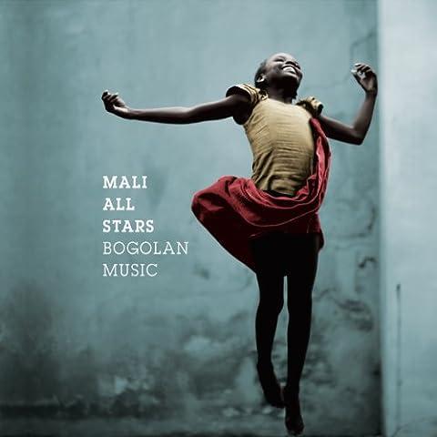 Mali All Stars : Bogolan Music (Coffret 2 CD + DVD)