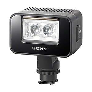 Sony HVLLEIR1.CE7 Videoleuchte (50 cm (19,7 Zoll), 1500 Lux) mit IR-Leuchte