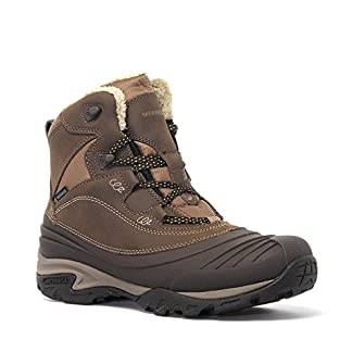 Merrell Women's Snowbound Mid Waterproof High Rise Hiking Shoes 10