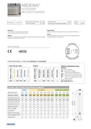 Catalogo prodotti cordivari 2019