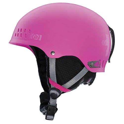 K2 Damen Helm Skihelm Emphasis,, Pink