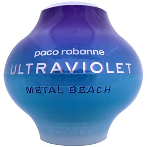 Ultraviolet For Women by Paco Rabanne (Metal Beach) EDT Spray