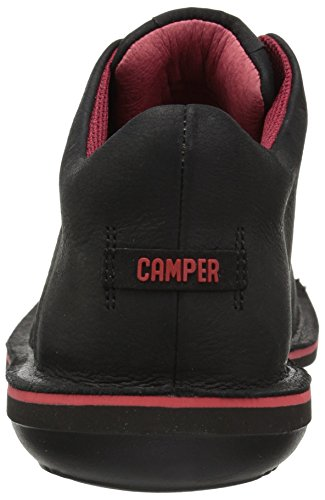 Black Beetle Herren Schwarz Sneaker CAMPER pI57nqwI4d