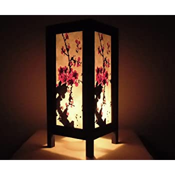 Thai Vintage Handmade Asian Oriental Art Mei flowers Style ...