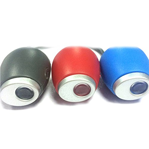 Zantec Mini Projektionsuhr mit Schlüsselanhänger tragbare digitale Zeitschaltuhr
