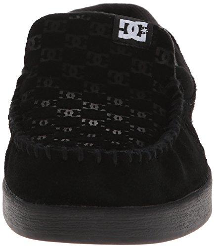 DC Villain Lowtop Chaussures Noir