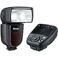 Nissin Di700 A Blitzgerät-Kit inkl. Kabelloser Fernauslöser für Nikon