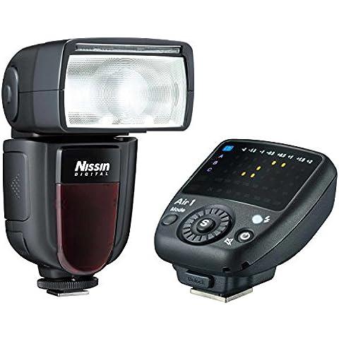Nissin Di700A + Commander Air 1 - Flash (AA), para Canon