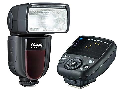 Nissin Commander Air 1 Flash pour Nikon Noir