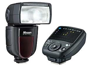 Nissin Di700 A Blitzgerät-Kit inkl. Kabelloser Fernauslöser für Sony