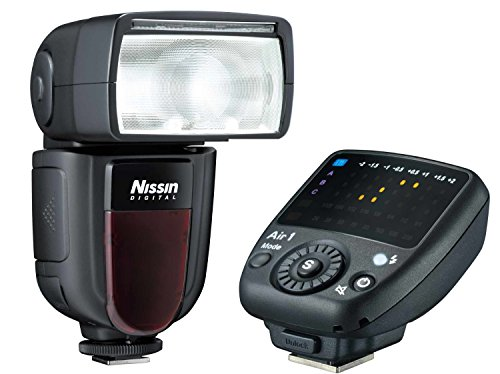 Nissin Di700A + Commander Air 1 - Flash per Sony