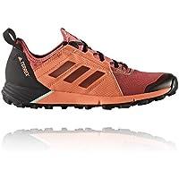 Adidas Terrex Agravic Speed W, Botas de Montaña para Mujer, Rosa (Rosa Rostac