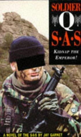 Soldier Q: SAS por Shaun Clarke