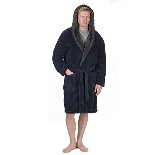 mens-hooded-snuggle-fleece-dressing-gown-with-lounge-sock-large-blue