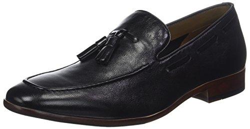 ALDO Herren ZOACIEN Slipper, Schwarz (Jet Black 1 (Leather)), 45 EU