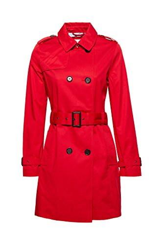 ESPRIT Damen Mantel Rot (Red 630)