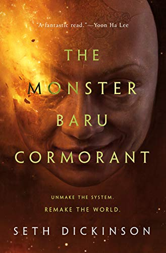 The Monster Baru Cormorant (The Masquerade Book 2) (English Edition) (Spy High Serie)