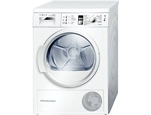 Bosch WTW863S1GB Exxcel 7kg Condenser Tumble Dryer - Heat Pump Technology - A++ Energy