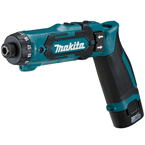 Makita DF012DSE power screwdriver/mpact driver Negro
