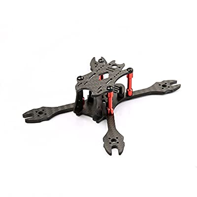 iFlight Strider X2 Stretch X 122mm Micro FPV Racing Frame Kit Carbon Fiber for RC Quadcopter Mini Drone
