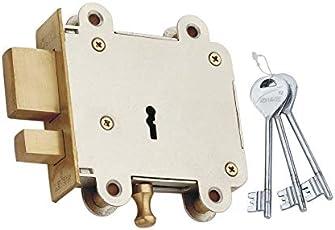 DUKE Lock Brass 2-1 Sleek