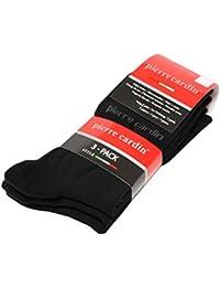 Socken PIERRE CARDIN Herren 3-er Pack 43-46 schwarz