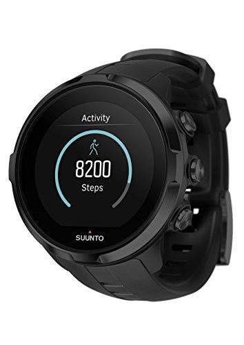 Suunto - Reloj Deportivo multifunciones Spartan (muñeca–AR), 0.5 pounds, Color Negro