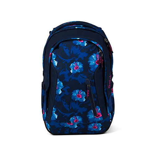 SATCH BACKPACK Zainetto per bambini, 45 cm, 24 liters, Multicolore (Flowers)