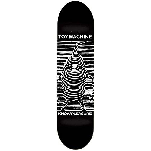 Toy Machine Skateboard Deck Toy Division 8.0