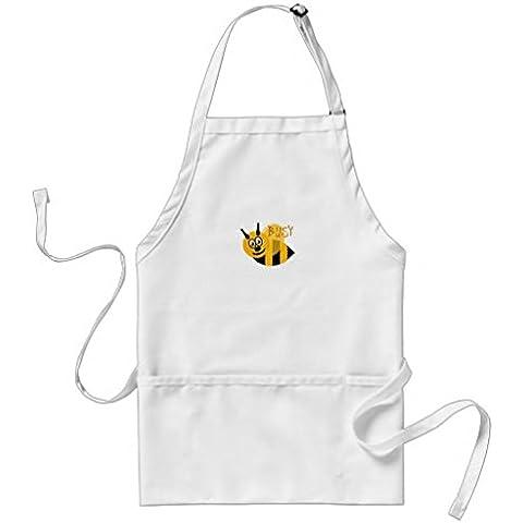 whiangfsoo Busy Bumble Bee–Grembiule per adulti