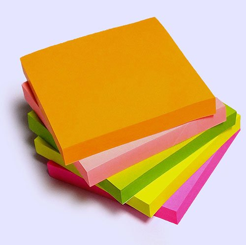 500-quality-neon-assorted-coloured-removable-sticky-notes-adhesive-notes-76x76mm-5-pads-of-100-indiv