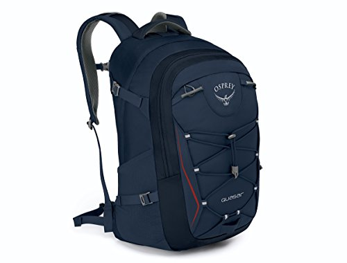 Osprey Quasar 28 Men s Everyday   Commute Pack - Cardinal Blue ... 74e4d08bf407c