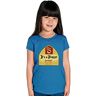 It's A Trappe Girls T-shirt 12+ yrs