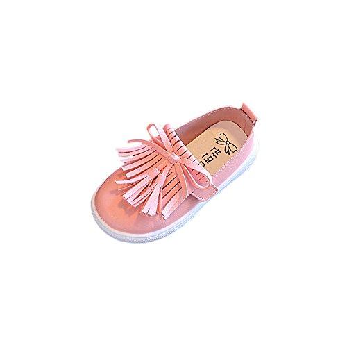 i-uend 2019 Heißer Kleinkind Kinder Prinzessin Mode Fringe Einzelne Schuhe Sommer Mädchen Sandalen Baby Hausschuhe Mit Wildledersohlen