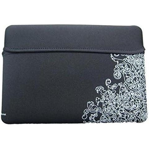manica semplice di nylon del computer portatile, mini iPad /