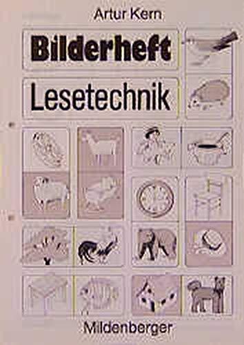 Bilderheft Lesetechnik (GS, So): Eingreif- und Förderprogramm. Lautieren, Lesen-, Schreibenlernen / Schülerausgabe