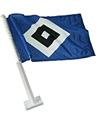 AUTOFAHNE FAHNE FLAGGE HAMBURGER SV HSV