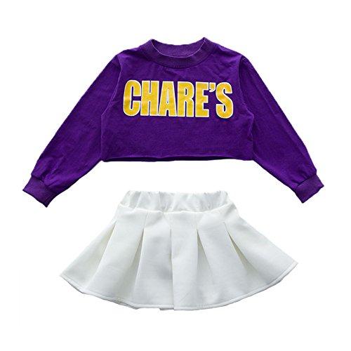 VoleseniTM Mädchen Kinder, modernes Jazz hip-hop Dancewear für -