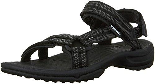 teva-terra-fi-lite-ws-sandali-sportivi-da-donna-nero-schwarz-double-zipper-black-558-m