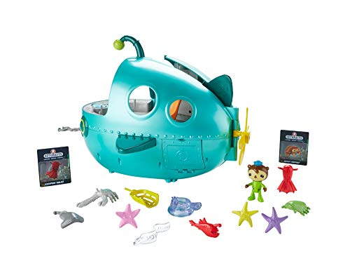 Octonauts Gup-A Great Adventure (Fisher Price, Disney