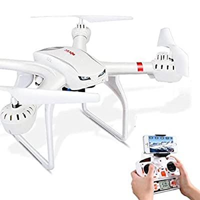MJX X101 2.4G 3D Roll FPV Wifi RC Quadcopter Drone Helicopter 6-Axis Toy by MJX