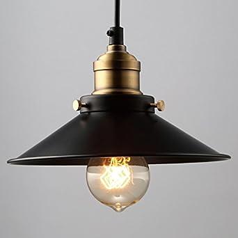 BAYCHEER Retro Vintage Haengeleuchte Haengelampe Wohnzimmerlampen Kchenlampen Fr LED Glhmlampe Amazonde Beleuchtung