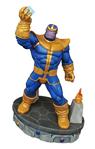 Marvel Comics DEC162576 - Estatua de Thanos de la colección Prem.