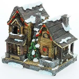 Weihnachtshaus Lichthaus DEKO Haus weihnachten Licht W3