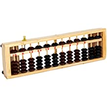 Ábaco Soroban de Madera Abacus Aritmética