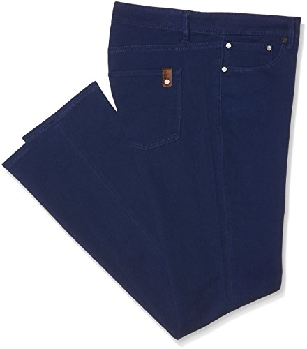 Roxy Suntrippers Colors, Jeans con Vestibilità Skinny Donna Blu/Stampa Blu