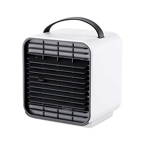 Syeytx 2000 MAh Sommer Negativionen Nachtlicht Klimaanlage Lüfter Dreistufiger Wind Einstellbar für Baby, Weihnachten, Haushalt, Outdoor und Büro (Baby Weihnachten Passt)