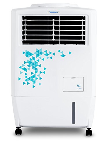 Symphony Ninja-i XL 17-Litre Air Cooler with Remote (White)  available at amazon for Rs.5989