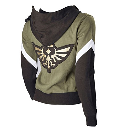 The Legend of Zelda Pullover Link Kapuzenjacke ()